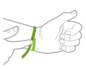 misurare-polso-bracelet-paracord