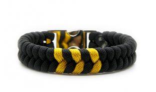 goldenrod-black-paracord-550-bracciale-intarsi